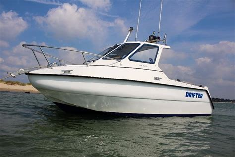 fishing boat for sale dorset for sale 2002 british built raider 18 fishing boat in