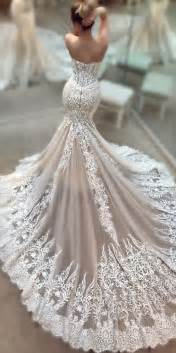 lace dresses to wear to a wedding best 25 mermaid wedding gowns ideas on lace