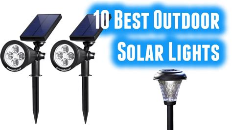 best buy solar lights best outdoor solar lights buy in 2017 youtube