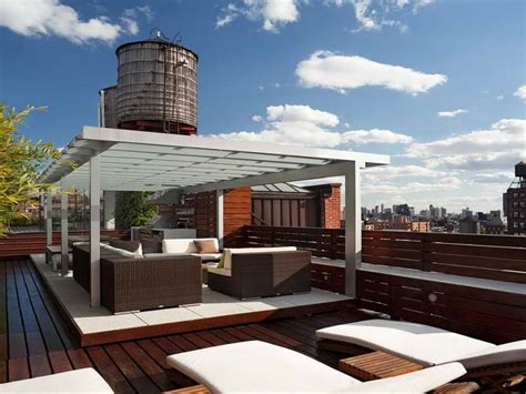 amazing rooftop patio design vissbiz