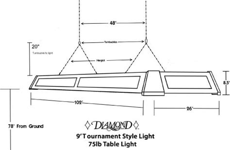 pool table light wiring diagram 31 wiring diagram images