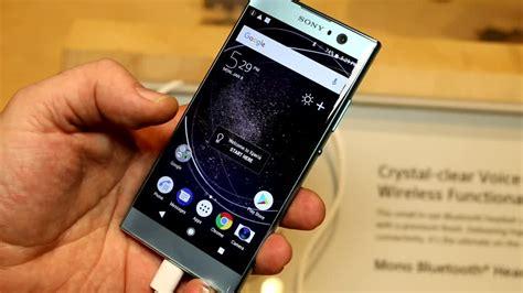 Kamera Sony Xa2 xperia xa2 sonys neues mittelklasse smartphone mit 23 mp
