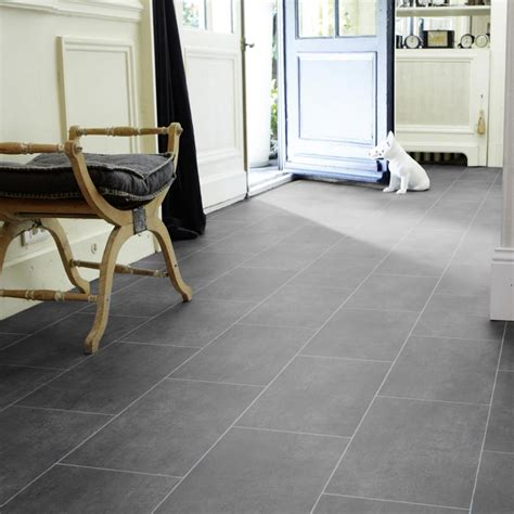 Pvc Boden by Pvc Bodenbelag Tarkett Select 150 Melbourne Noir 4m
