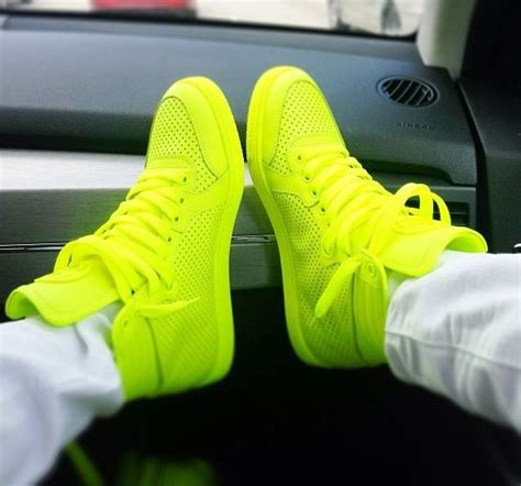 neon green sneakers neon green gucci sneakers shoes x sneakers x boots