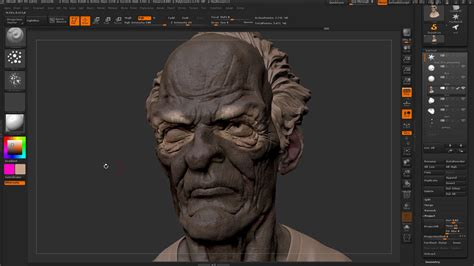 zbrush introduction tutorial introduction to zbrush flippednormals