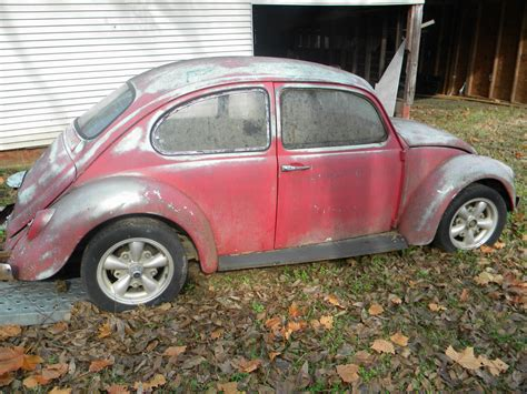 volkswagen beetle classic for sale 1960s vw beetle for parts or restore classic volkswagen