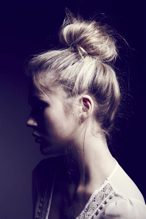 love knots hairstyle pretty top knots or top buns you may love pretty designs