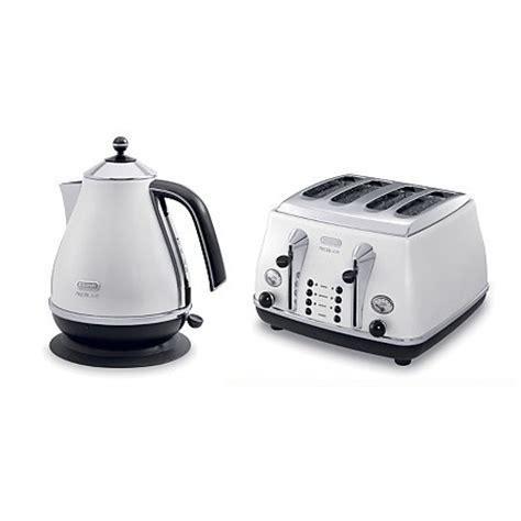 Range Toasters De Longhi Vintage Icona Kettle 4 Slice Toaster Range