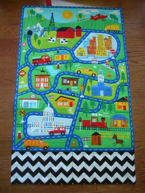 play mat town fold up play mat roll up play mat road play