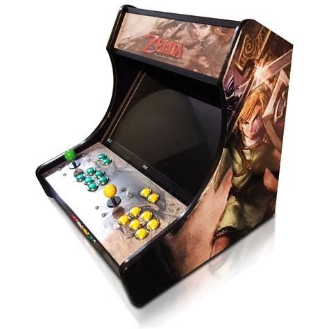 Bartop Mame Cabinet Kit by Bartop Arcade Kit Room Solutions