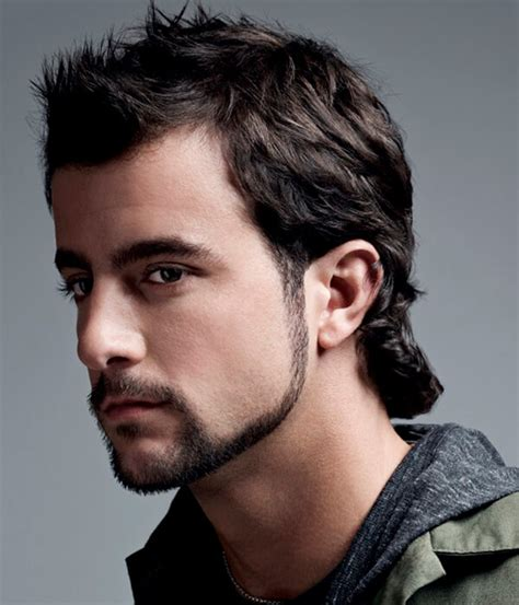 mullet haircut for boys best haircuts for men