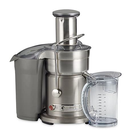 juicer bed bath and beyond breville 174 the juice fountain 174 elite bed bath beyond