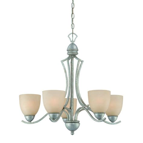how to tea stain glass l shades thomas lighting triton 5 light moonlight silver chandelier