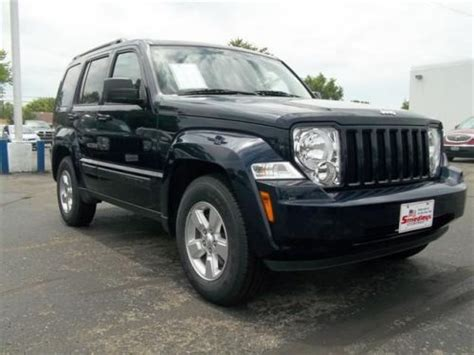 Used 2012 Jeep Liberty Find Used 2012 Jeep Liberty Sport In 850 W National Rd