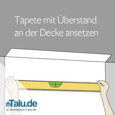 Tapete Nur Eine Bahn by Rauhfaser Selbst Tapezieren Diy Anleitung Talu De