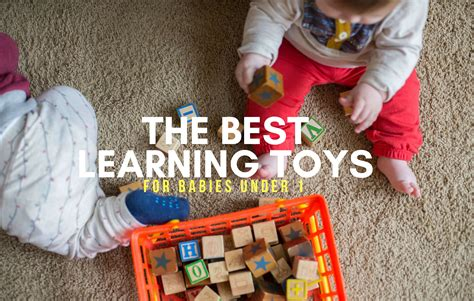 best learning toys for babies the best learning toys for babies 1 babycare mag