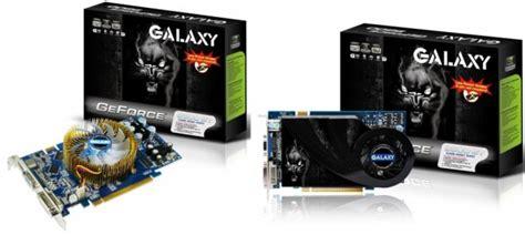 Vga Card Geforce 9800 Gt galaxy introduces geforce 9800 gt low power vga cards