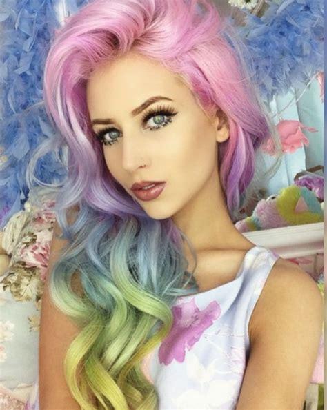 toni and guy color styles 17 mejores ideas sobre pastel rainbow hair en pinterest