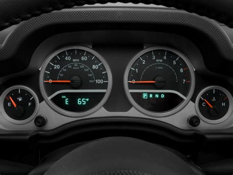 how make cars 2010 jeep commander instrument cluster image 2008 jeep wrangler 4wd 4 door unlimited rubicon instrument cluster size 1024 x 768
