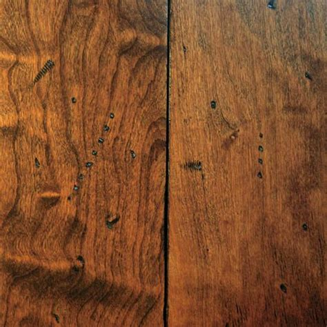 Distressed Cherry Flooring - prefinished distressed cherry engineered hardwood flooring