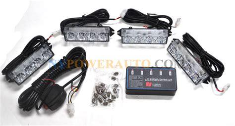 hidny professional hid kit strobe light auto led