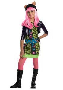 halloween monster high costumes monster high howleen child costume