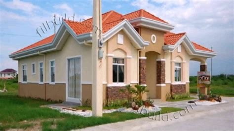 house design for bungalow in philippines house design philippines bungalow style youtube