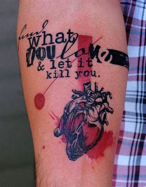 tattoo quotes home 813 best trash polka tattoos images on pinterest tattoo