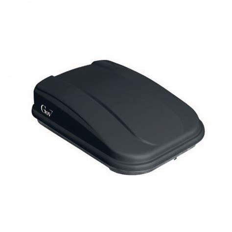 box tetto auto gev baule da tetto carbox gev spazio 420 145x94x42 cm