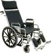 Bariatric Reclining Wheelchair by Bariatric Recliner Wheelchairs