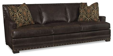 Leather Sofa Chicago Chicago Leather Sofa Collection Traditional Sofas Other Metro