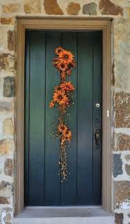 door home decor 21 diy fall door decorations diy ready