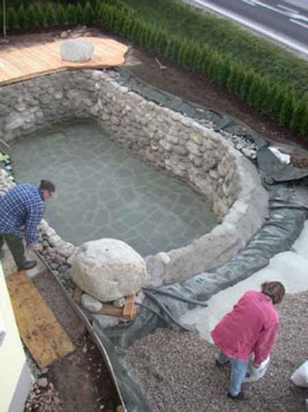 how to make a pool in your backyard 17 diy tubs and swimming pools