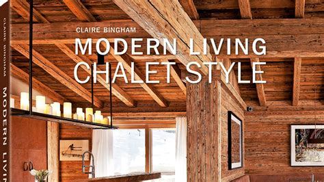 decorate  home   cozy chalet house