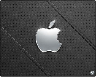 wallpaper apple leather black leather apple desktop background desktop
