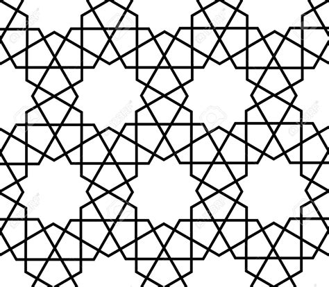 arabesque pattern dwg image result for simple islamic art patterns zelij