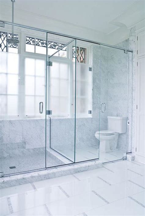 enclosed showers glass enclosed water closet transitional basement
