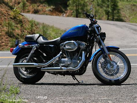 2004 Harley Davidson by 2004 Harley Davidson Xl1200c Sportster Custom Pics Specs