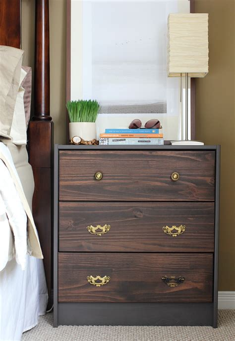 Rast Chest Of Drawers by Ikea Rast Nightstand Hack Stager