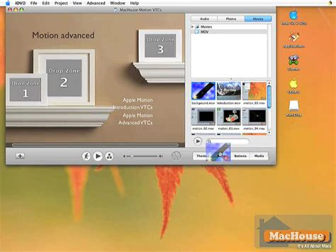 imovie format dvd player making your own dvd with imovie hd and idvd 07 machouse