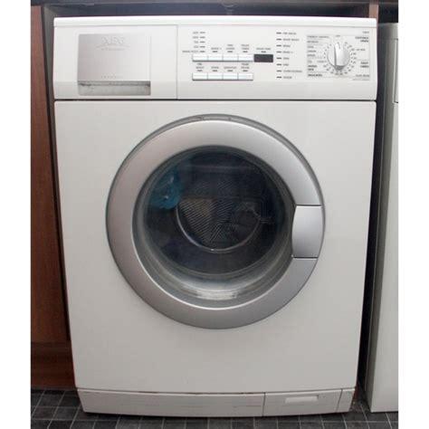 used washing machine washing machine aeg lavamat 74810 white used ebay