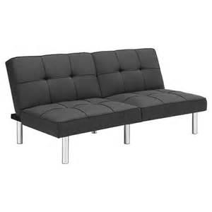 room futon futon grey linen room essentials target