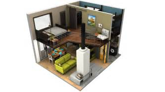 Home Design 3d Upstairs by 3d Renders Of A Design I Dreamt Up Yesterday The Tiny