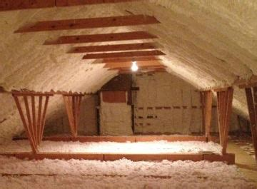 attic insulation choice home improvement