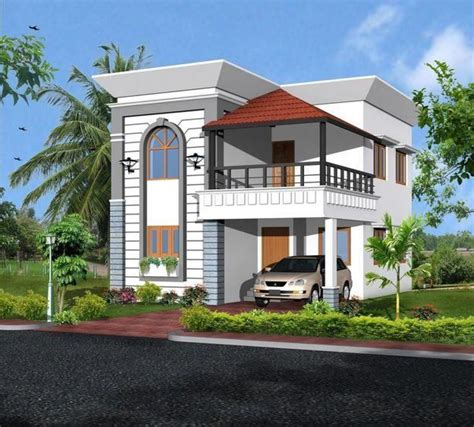 Indian Small House Design | home design photos house design indian house design new home designs indian small house625 x 564