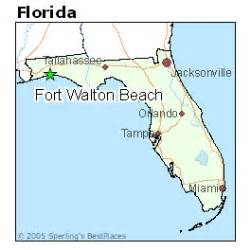 best places to live in fort walton florida