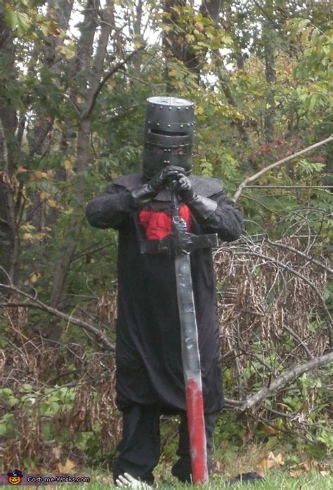 black knight  monty python   holy grail costume