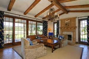bill gates living room guest home living room in photos inside rancho paseana