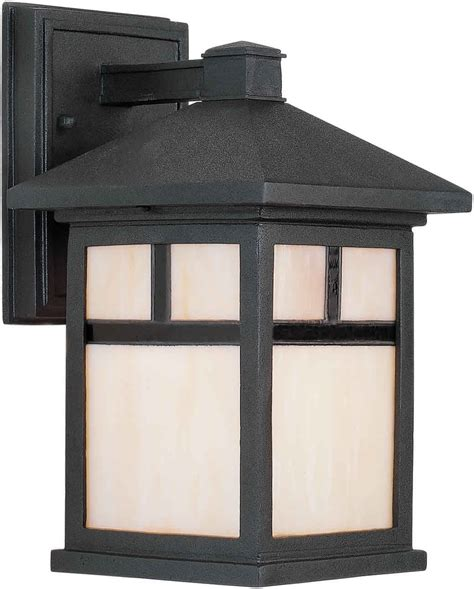 craftsman style solar lights craftsman style outdoor porch lights
