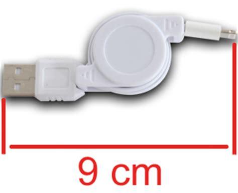 Vivan Cl180 Lightning Data Cable For Iphone 56 cable usb enrouleur compatible apple lightning pour iphone 5 6 air et mini setma